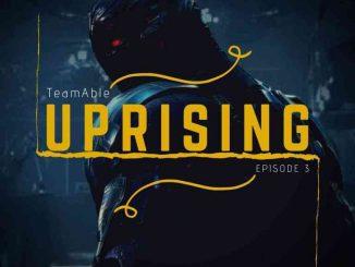 Team Able – Uprising III EP
