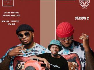 Major League & Kwiish SA – Amapiano Live Balcony Mix B2B (S2 EP14)
