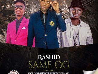 Rashid Kay - Same OG