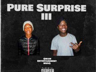 ALBUM: Gwam Entertainment MusiQ – Pure Surprise III