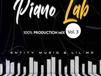 Entity MusiQ – 10111,Entity MusiQ & Lil'Mo – Piano Lab Vol 3 (100% Production Mix)