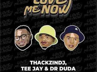 ThackzinDj, Tee Jay & Dr Duda – Love Me Now Ft. Priscilla