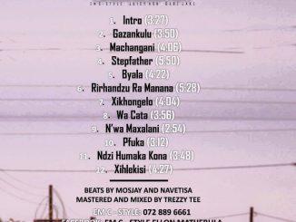 EmcStyleSA – Pfuka Gazankulu Full Album