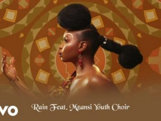 Yemi Alade ft. Mzansi Youth Choir – Rain Video,Yemi Alade Ft. Mzansi Youth Choir – Rain