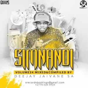 ALBUM: DJ Jaivane – Simnandi Vol 24