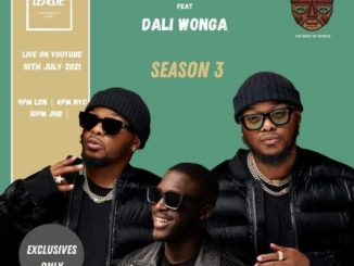 Amapiano Balcony Mix Africa Llive With Daliwonga