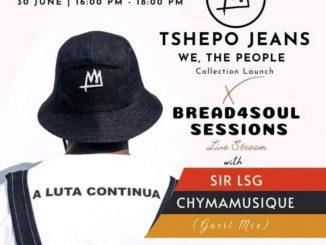 Chymamusique – Bread4Soul Sessions 98 Mix (Part B)
