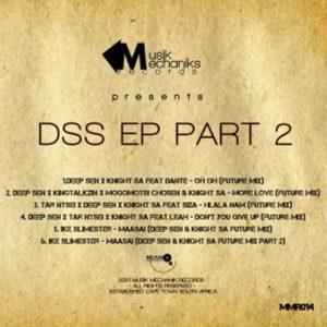 Deep Sen, KingTalkzin, Mogomotsi Chosen & Knight SA – More Love (Future Mix)