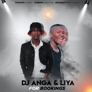 Dj Anga & Liya – Bloodshot