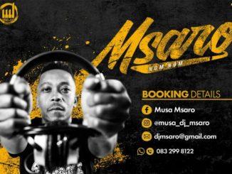 Dj Msaro – Musical Exclusiv Vol. 25 Mix #Nom_Nom