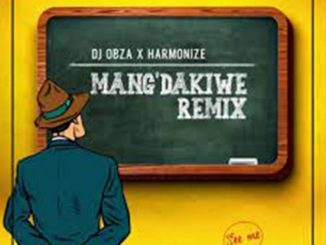 Dj Obza, Harmonize & Leon Lee – Mang'dakiwe Remix Video,Dj Obza, Harmonize & leon lee – Mang'dakiwe Remix