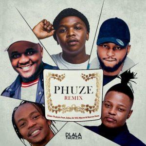 Dlala Thukzin – Phuze (Remix)