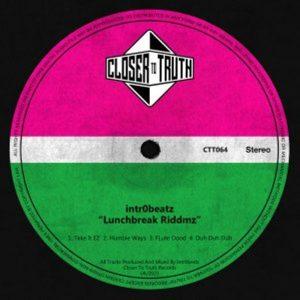 Intr0beatz – Lunchbreak Riddmz EP