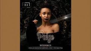Paige – Ngijola No Peter (Ganama Cover),SdalaB & Paige – Ganama Zulu Version