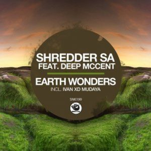 Shredder SA – Earth Wonders EP