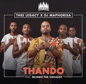 Mlindo The Vocalist – Thando