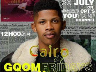 Cairo CPT – Gqom Fridays Mix (S1 EP 1)