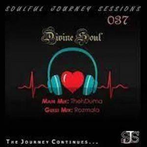 (Divine Soul) ThehDuma – Soulful Journey Sessions 037