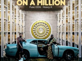 Heavy K, Fuse ODG & Safwes Gods – On A Million Video,Heavy K, Fuse ODG & Safwes gods – On a Million