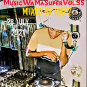 Kay2 – MusicWaMaSuper Vol.35