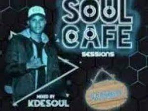 KdeSoul – Soul Cafe Sessions Vol. 4 (100% Prod. Mix)
