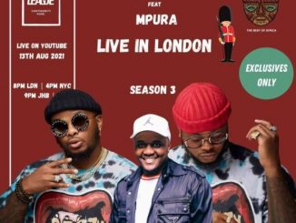 Major League DJz & Mpura – Amapiano Balcony Mix Live In London (Tribute Mix)