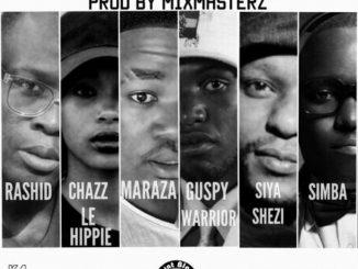 RashidKay – Let's All Get Down Remix ft. Chazz Le Hippie, MarazA, Siya Shezi, Simba & Guspy Warrior