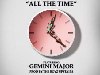 Reason – All The Time ft. Gemini Major