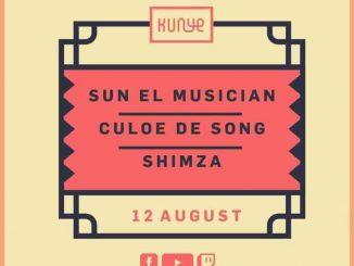 Sun El Musician, Culoe De Song & Shimza – Kunye Mix (12-08-2021)