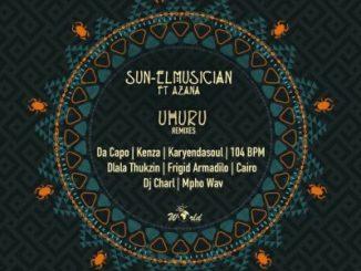 Sun-El Musician- Uhuru Remix