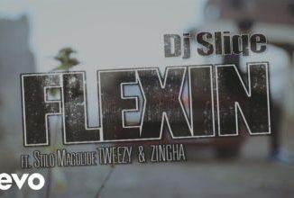 VIDEO: DJ Sliqe – Flexin' ft. Stilo Magolide, Tweezy, Zingah