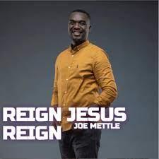 Reign Jesus Reign King of Zion Lion of Judah
