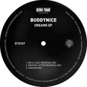 Buddynice – Dreams EP