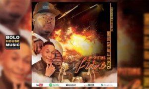CK The Dj – I Am Spitting Fire Ft Jay Eazy Deluma