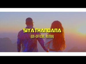 Cassper Nyovest Ft Akon, TI, 50 Cent, Rick Ross & Rihanna – Siyathandana (Un-Official Remix)