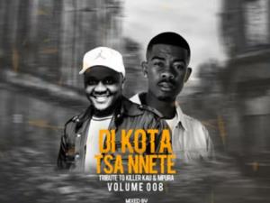 Groovey T – Di Kota Tsa Nnete Vol 8 (Tribute To Mpura Killer Kau)