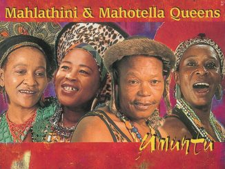 Mahlathini & The Mahotella Queens - Umuntu Ngumuntu