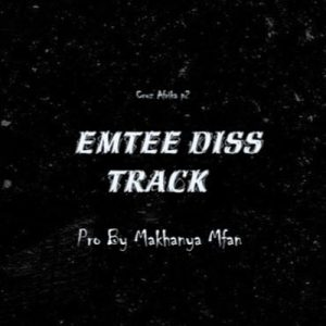 Makhanya Mfan - Cruz Afrika remix Emtee