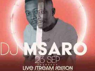Dj Msaro – AmaNomNom Vol. 27 (Live Alakite)