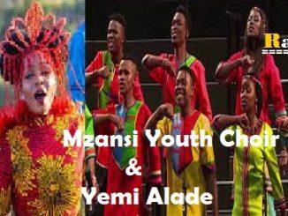 Mzansi Youth Choir & Yemi Alade – Rain