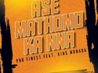PHB Finest – Ase Mathomo ft. King Monada Video