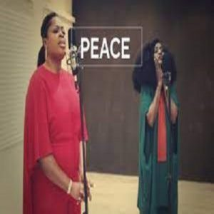 Sinach, TY Bello and George – PEACE