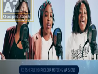 Spirit Of Praise – Ufanelwe (Lockdown Edition)