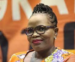The Funeral Service of Zanele Magwaza-Msibi