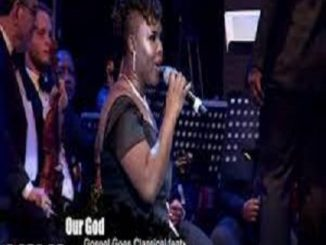 VaShawn Mitchell – Our God Ft. Yvonne May