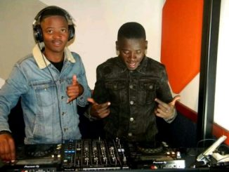 Danger Shayumthetho & K-zin – Uzogcwal Umungasazi Vol 2 (Mixtape)