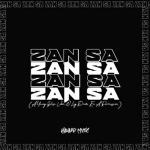 Djy Zan SA & Konka SA – Blood Service (Revisit Mix)