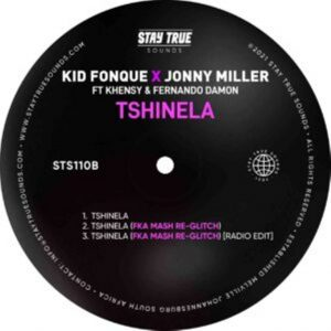 Kid Fonque & Jonny Miller – Tshinela