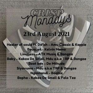 Legendary Crisp – Crisp Mondays (23-09-2021)