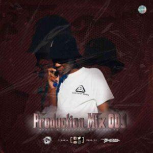 P-Man SA – Production Mix 009 (Harvard Piano)